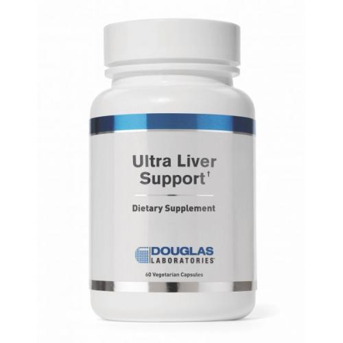 ULTRA LIVER SUPPORT 30 VEGCAPS DOUGLAS