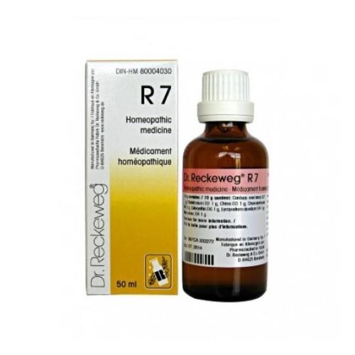 R7 HEPAGALEN GOTAS 50 ML DR RECKEWEG