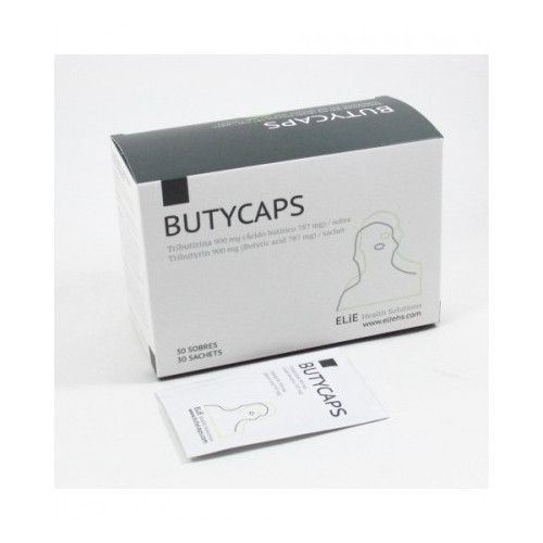BUTYCAPS 30 SOBRES ELIE HEALTH SOLUTIONS