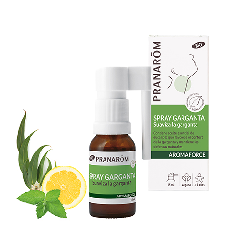 AROMAFORCE SPRAY GARGANTA 15 CC PRANAROM