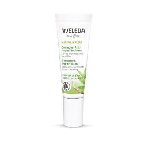 WELEDA CORRECTOR ANTIIMPERFECCIONES 10 ML SAUCE NATURALLY CLEAR