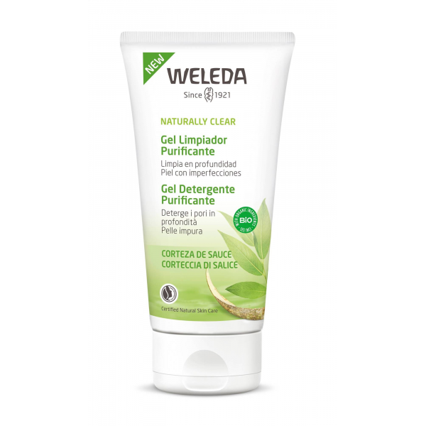 WELEDA FLUIDO MATIFICANTE 30 ML SAUCE NATURALY CLEAR