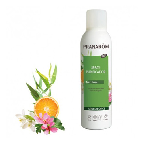 AROMAFORCE SPRAY PURIFICADOR BIO 150 CC PRANAROM