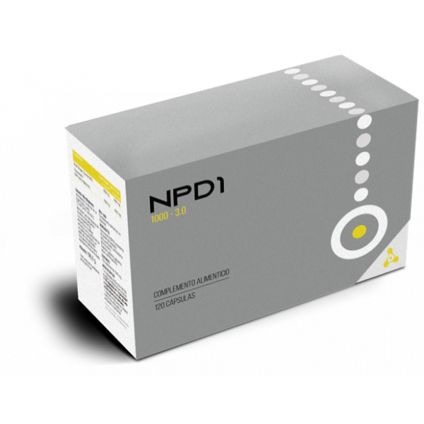 NPD1 DHA 1000 MG 120 CAP CELAVISTA