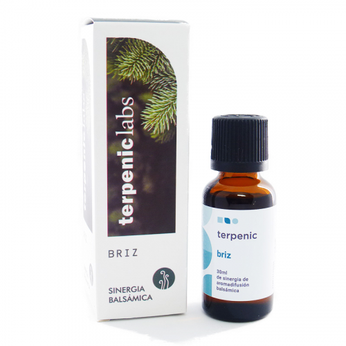 BRIZ SINERGIA AROMADIFUSION 30ML TERPENIC LAB