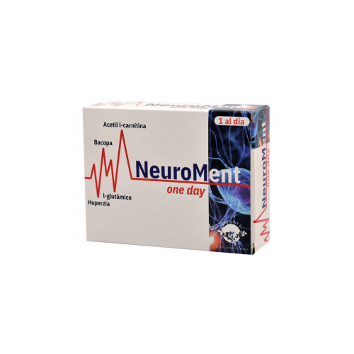 NEUROMENT ONE DAY 30 CAPSULAS ESPADIET