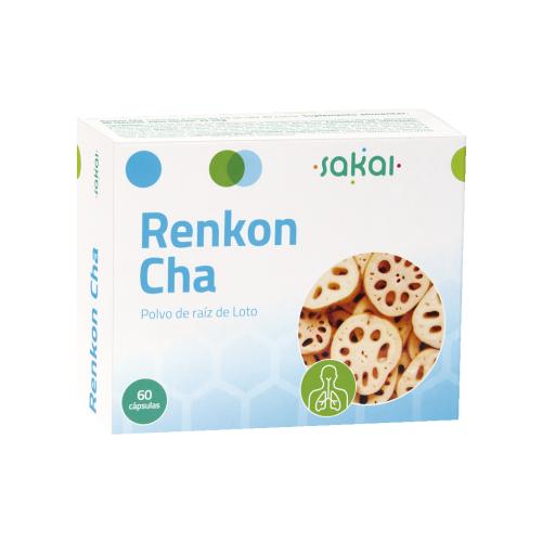 RENKON CHA(LOTO RAIZ POLVO) 90 CAP . SAKAI