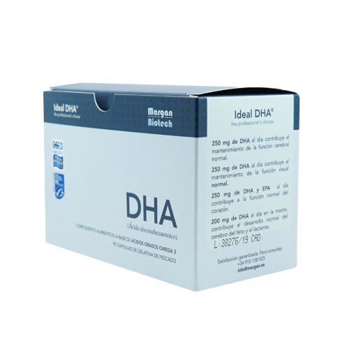 IDEAL OMEGA DHA 90 CAP MARGAN BIOTECH