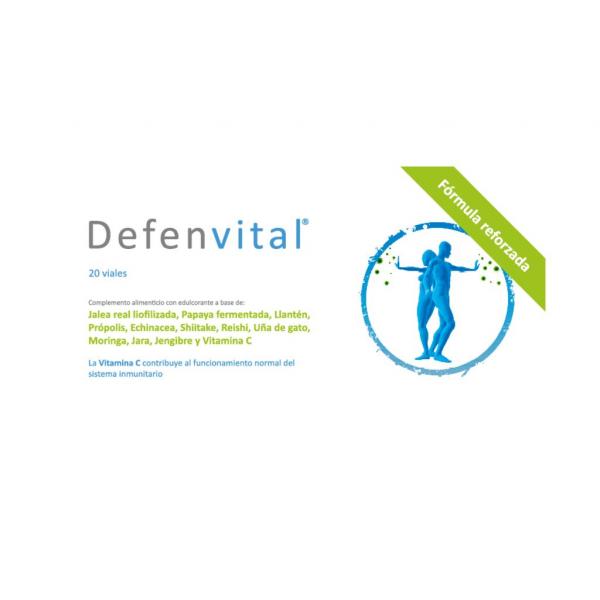 DEFENVITAL 20 VIALES MARGAN BIOTECH