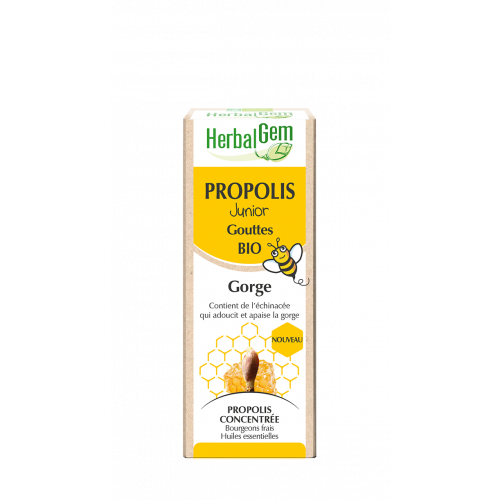 PROPOLEO JUNIOR JARABE BIO 150 ML HERBALGEM