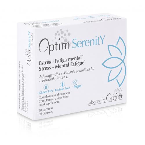 OPTIM SERENITY 30 CAPSULAS