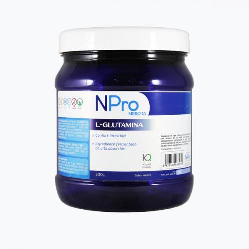NPRO L GLUTAMINA 350 GRS NATURAL PROBIOTICS