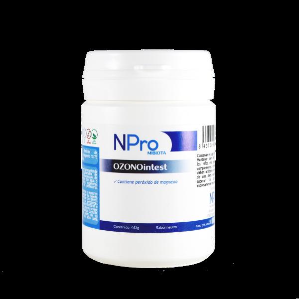 NPRO OZONOINTEST 40 GR NATURAL PROBIOTICS