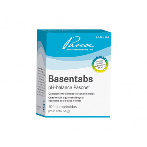 BASENTABS 100 COMP. PH-BALANCE PASCOE