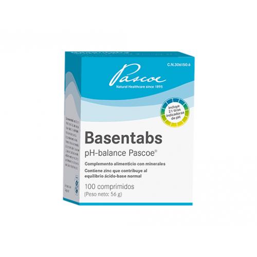 BASENTABS 100 COMP. PH-BALANCE PASCOE