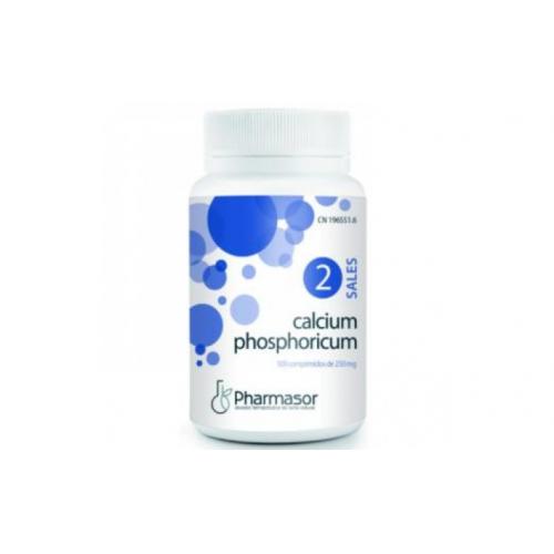 CALCIUM PHOSPHORICUM 100 COMP SAL 2 PHARMASOR