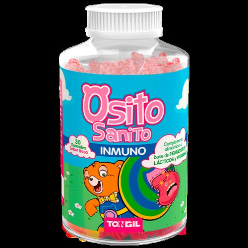 OSITO SANITO INMUNO 30 GOMINOLAS TONGIL