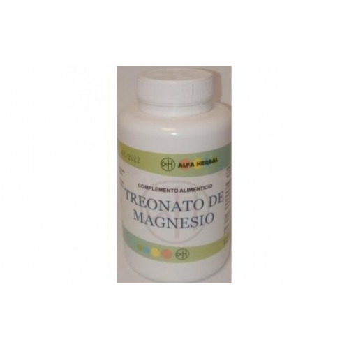 MAGNESIO TREONATO 90 CAP ALFA HERBAL