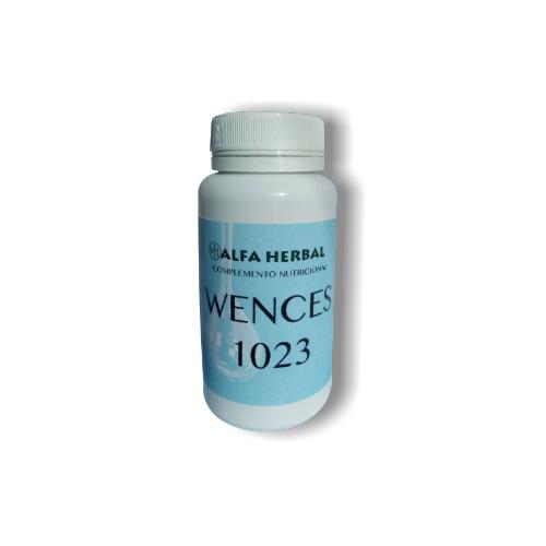 WENCES 1023 90 CAP ALFA HERBAL