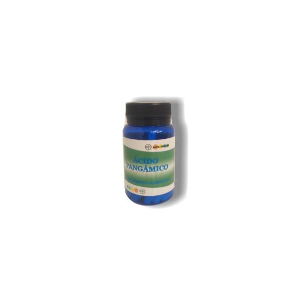 PANGAMICO ACIDO (VIT B15) 50 MG 60 CAP ALFA HERBAL