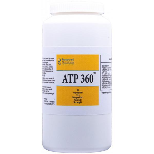 ATP 360 90 CAP NUTRINED