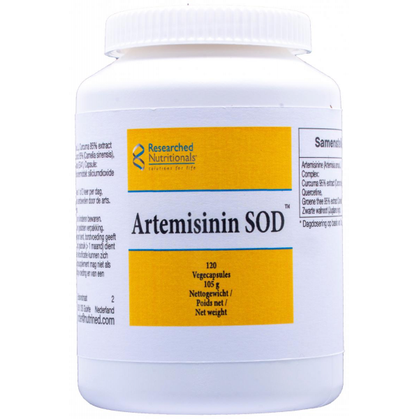 ARTEMISIN SOD 120 CAP NUTRINED