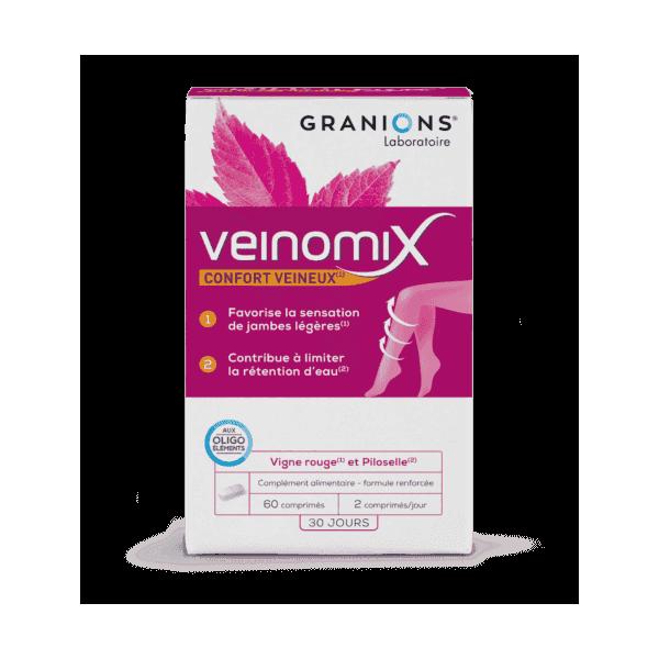 VEINOMIX 60 COMP GRANIONS