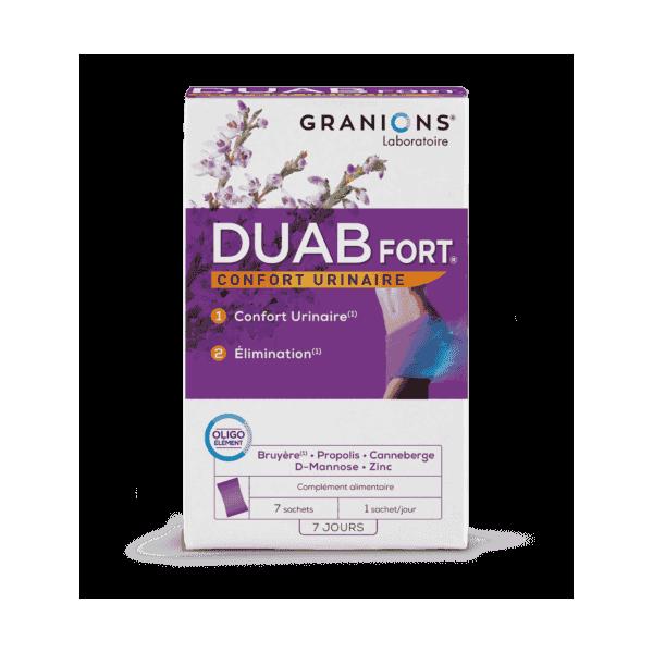 DUAB FORT 7 SOBRES GRANIONS