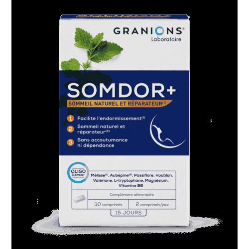 SOMDOR 30 COMP GRANIONS