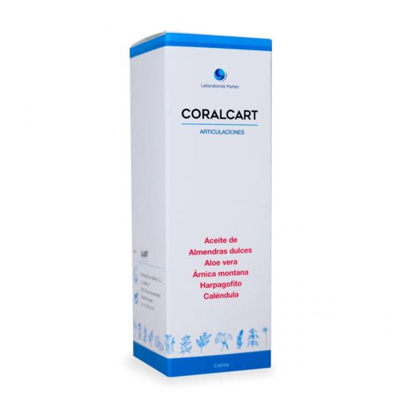 CORALCART CREMA 100 ML MAHEN