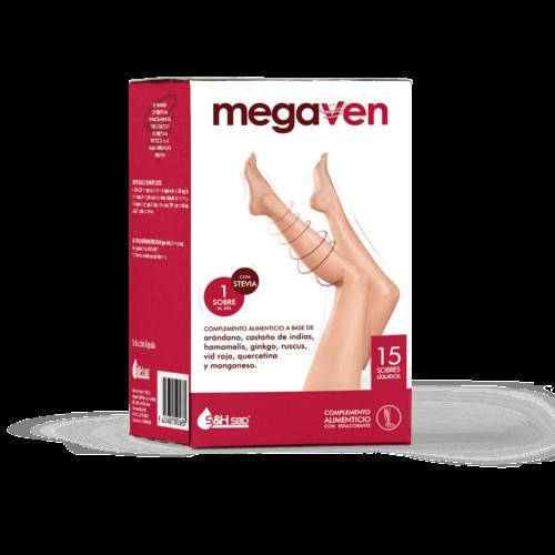 MEGAVEN 15 SOBRES SCIENCE & HEALTH