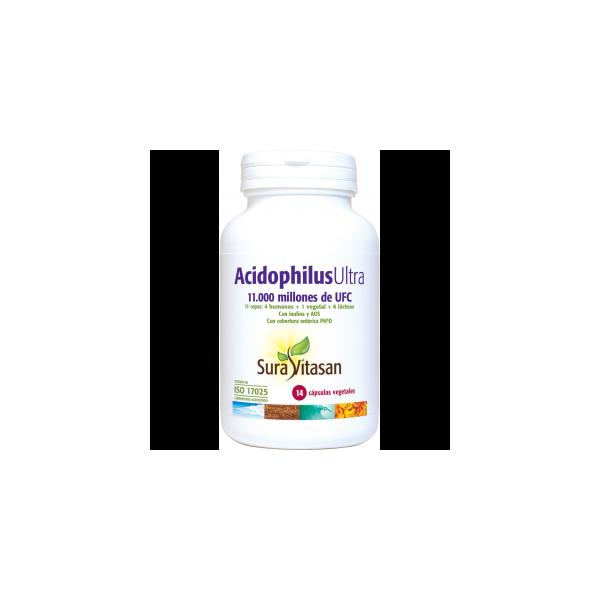 ACIDOPHILUS ULTRA 14 CAP SURA VITASAN