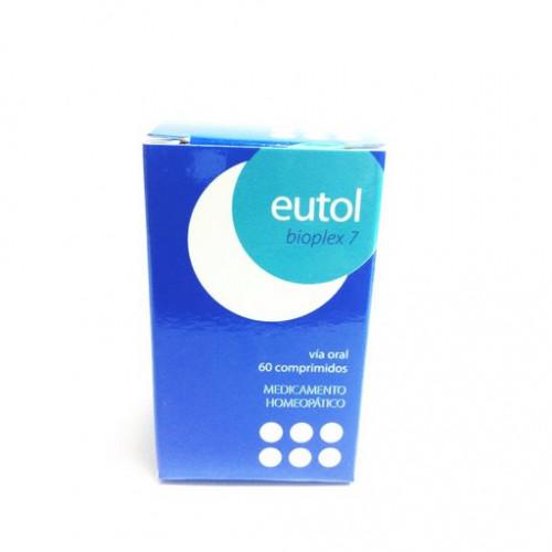EUTOL BIOPLEX 7 60 COMP PHARMASOR