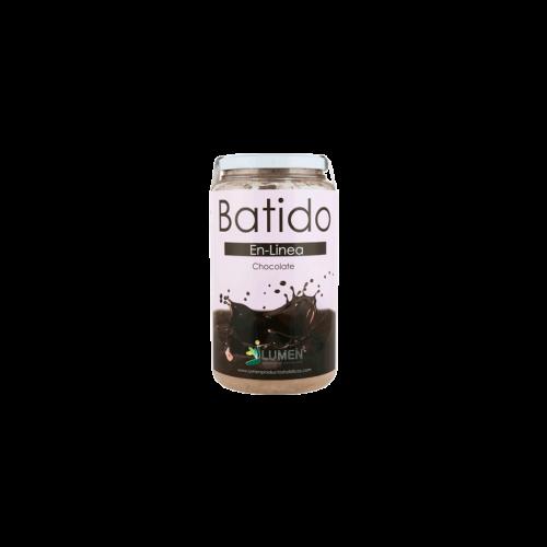BATIDO EN LINEA CHOCOLATE 750 GRS LUMEN