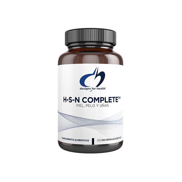 H-S-N COMPLETE 120 CAP DESIGNS FOR HEALTH NUTRINAT