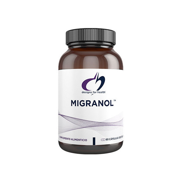 MIGRANOL 90 CAP DESIGNS FOR HEALTH NUTRINAT