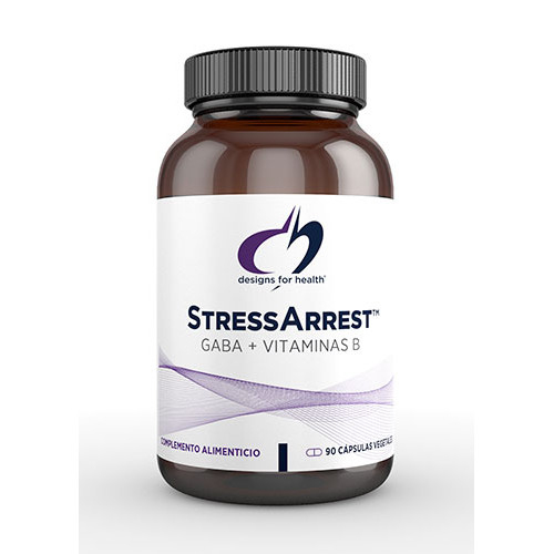 STRESSARREST 90 CAP DESIGNS FOR HEALTH NUTRINAT