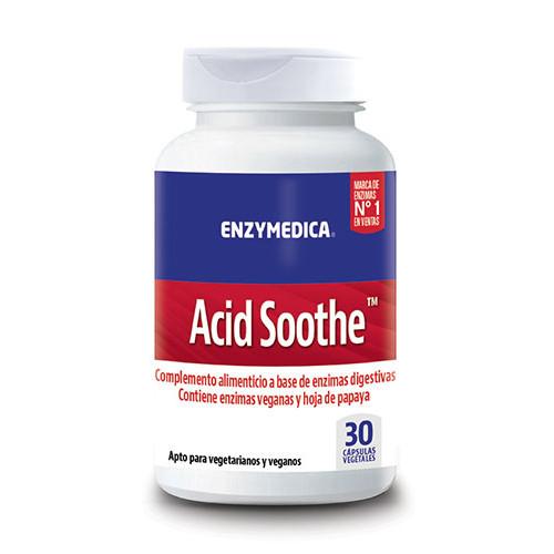 ACID SOOTHE 30 CAP ENZYMEDICA (NUTRINAT)