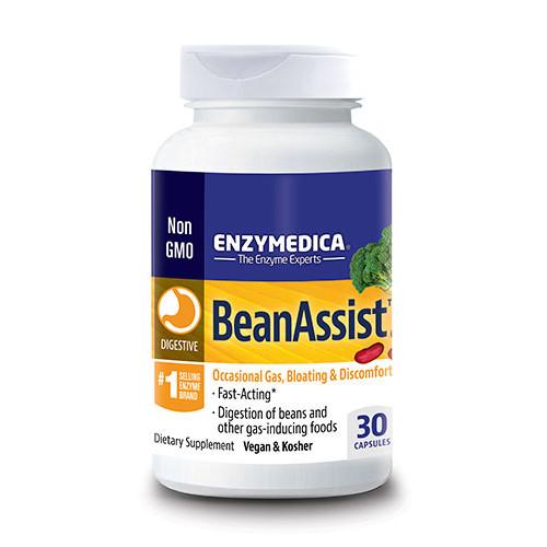 BEANASSIST 30 CAP ENZYMEDICA (NUTRINAT)