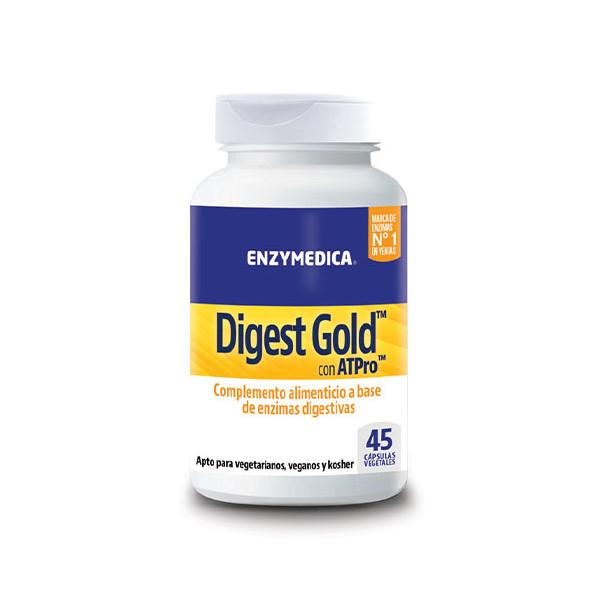 DIGEST GOLD CON ATPRO 45 CAP ENZYMEDICA (NUTRINAT)