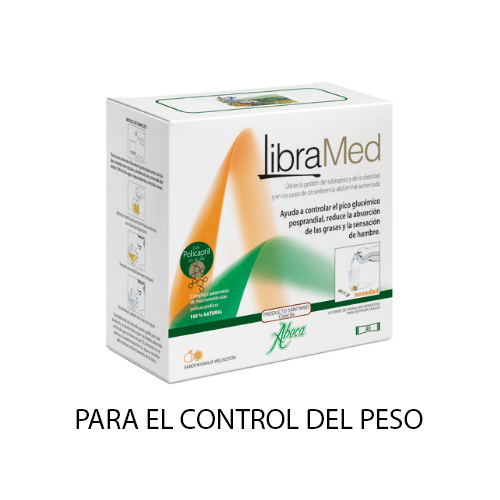 LIBRAMED SOBRES 40 SOBRES DE GRANULADO ABOCA