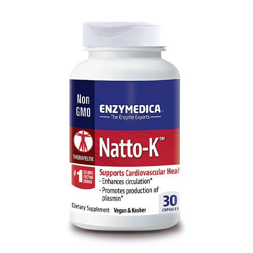 NATTO-K 30 CAP ENZYMEDICA (NUTRINAT)