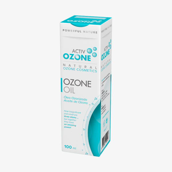ACTIVOZONE OZONE OIL ACEITE OZONO 100 ML KEY BIOLOGICAL