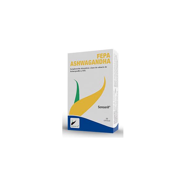 FEPA ASHWAGANDA + SOD 60 CAP FEPADIET