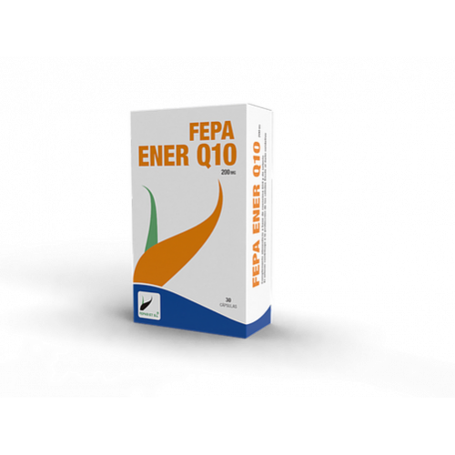 FEPA ENER Q10 200 MG Y SELENIO 30 CAP FEPADIET