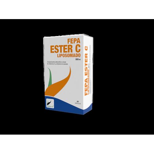 FEPA ESTER C LIPOSOMADA 800 MG 60 CAP FEPADIET