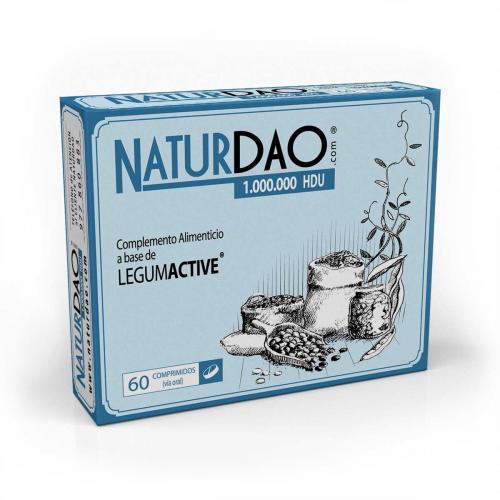 NATURDAO 1.000.000 HDU (LEGUMACTIVE) 60 COMP