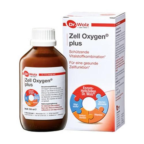 ZELL OXYGEN PLUS 250 CC DR WOLZ