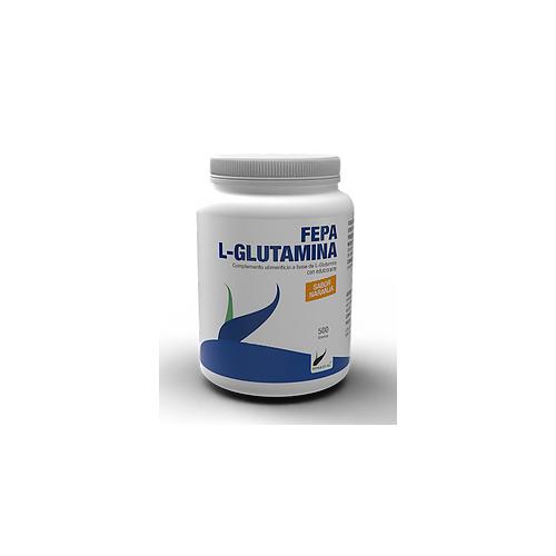 FEPA L-GLUTAMINA NARANJA 500 G FEPADIET