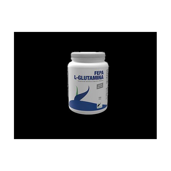 FEPA L-GLUTAMINA NEUTRO 500 G FEPADIET